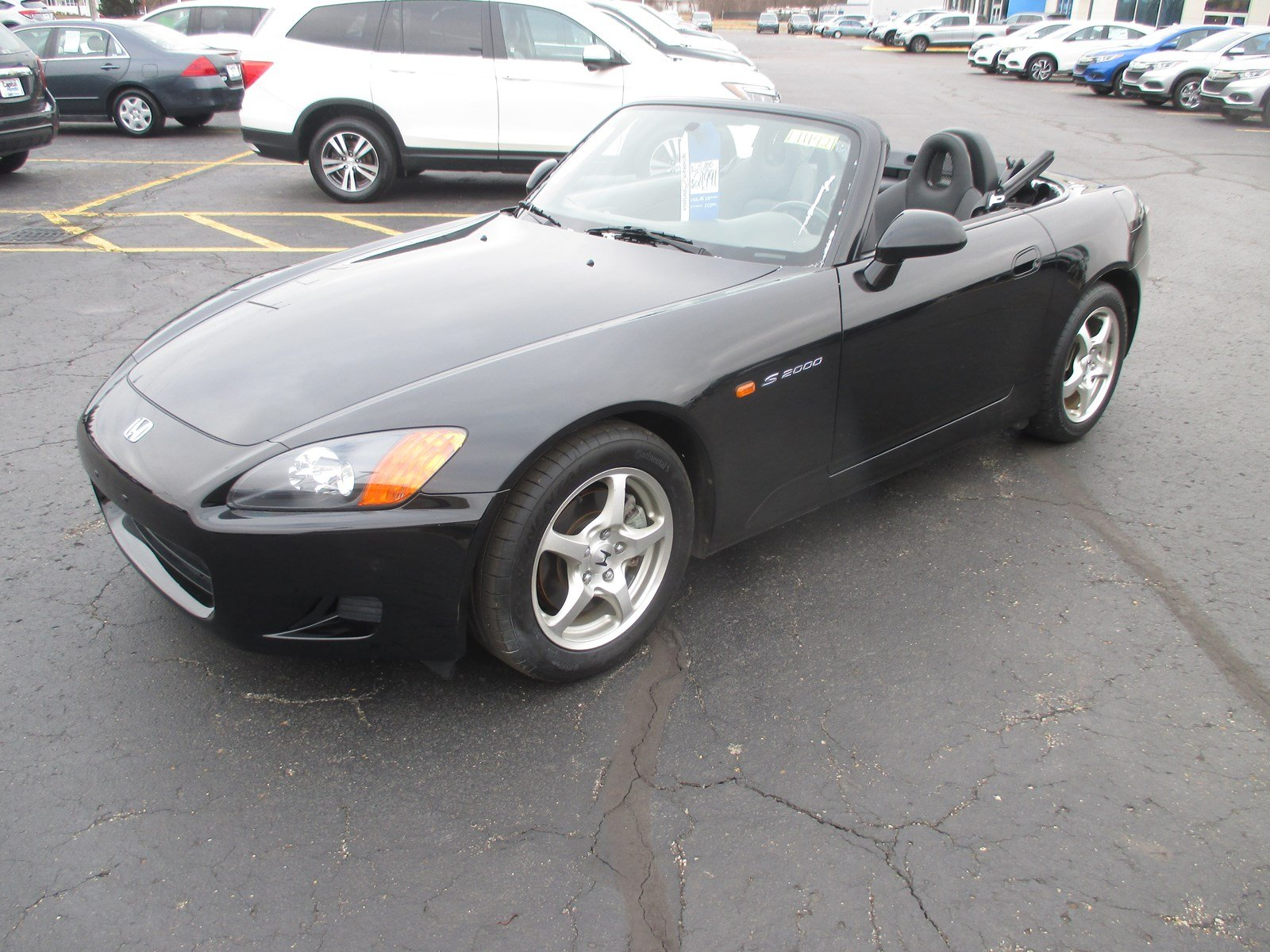 Pre-Owned 2003 Honda S2000 Base