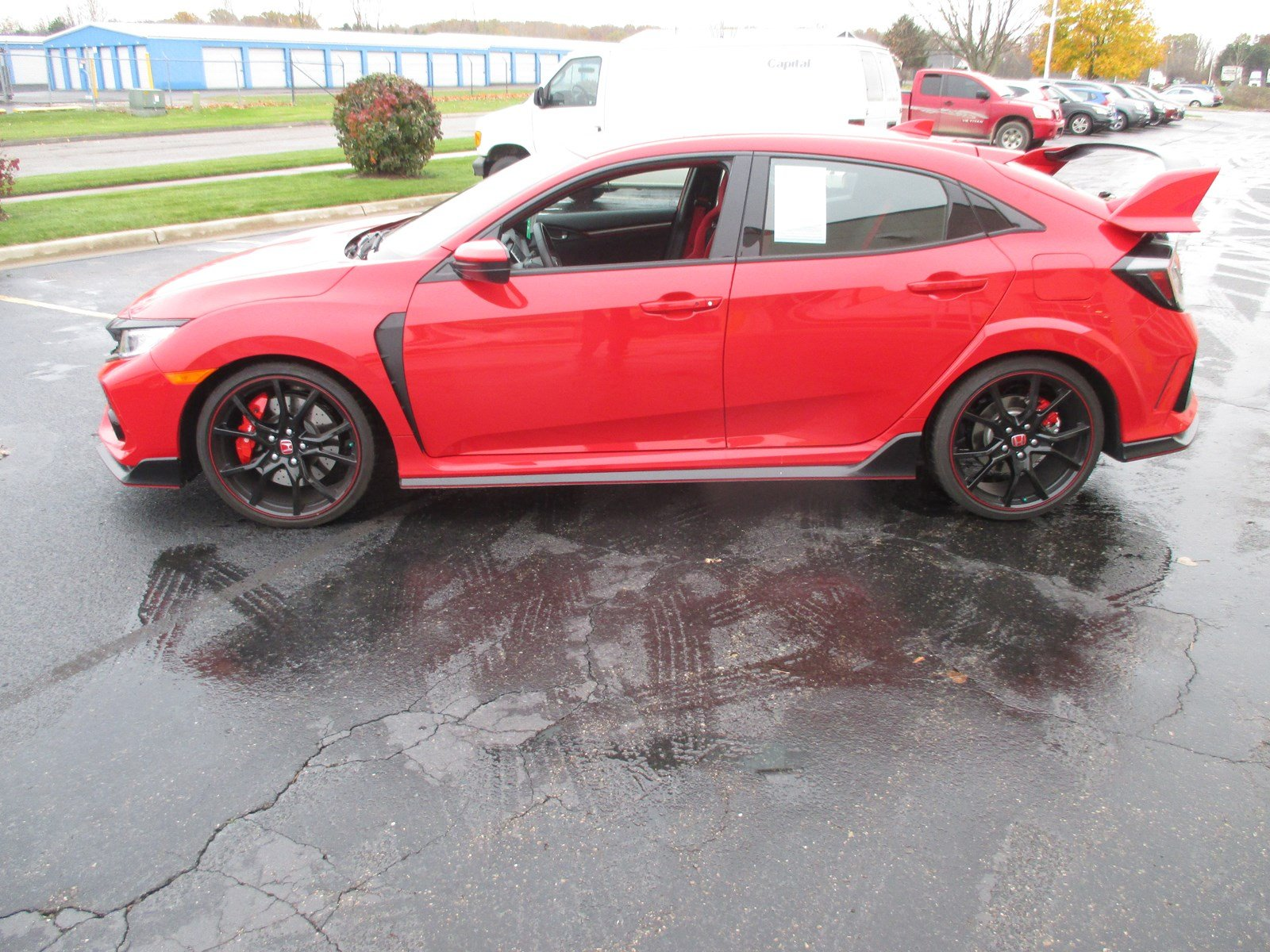 Pre-Owned 2019 Honda CIVIC TYPE R TOURING MANUAL